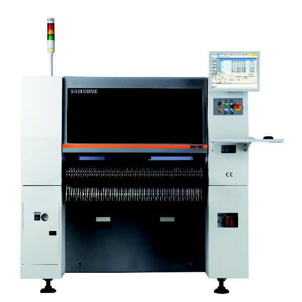 Pick & Place Machine - Hanwha SM482L PLUS Flexible Mounter & LED Mounter