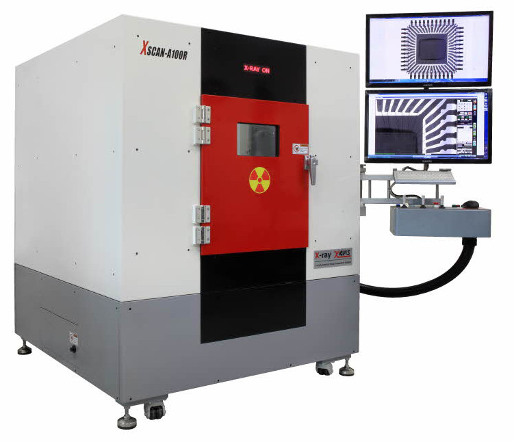 Xavis A130 Series 2D & 3D X-Ray Inspection Machine, sold and supported in UK by Elite 7 Installations Limited