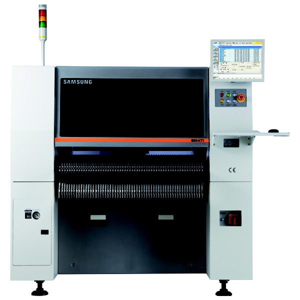Pick & Place Machine - Hanwha SM471 PLUS High Speed Mounter
