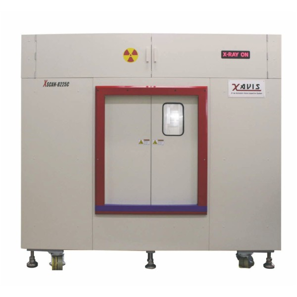 Xray Inspection machines for metal components and die cast assemblies