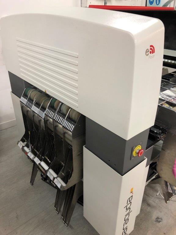 Essemtec Paraquadra Used Machine Available
