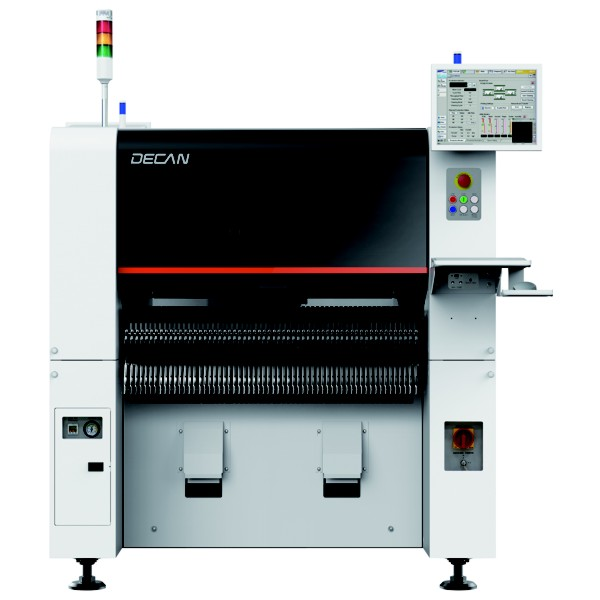 SMT Pick & Place Machine - Samsung Decan F2