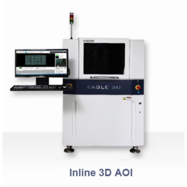 3D AOI In-Line Machine - Pemtron EAGLE 3D-8800L