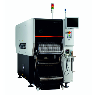 Modular Pick and Place Machine - Hanwha HM520 Chip Shooter