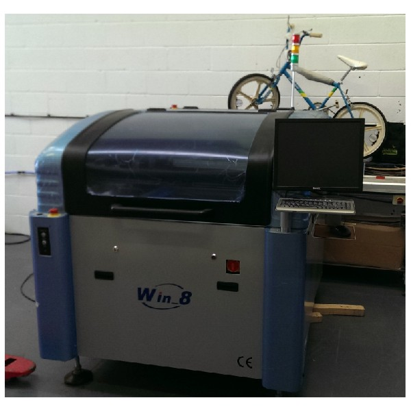 Used SMT Screen Printer - Ex-Demo Folungwin Win 8 Fully Automatic